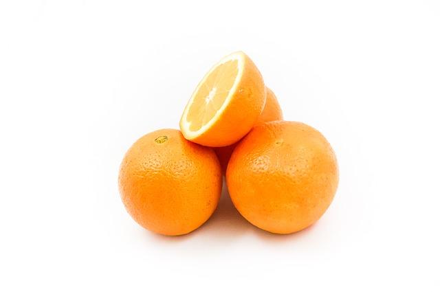 bizcocho de naranjas