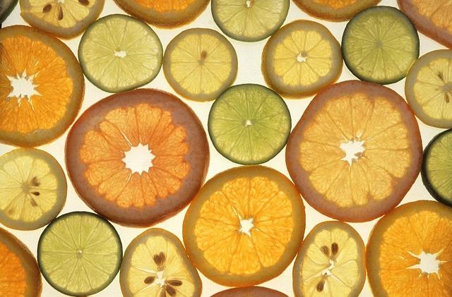 foto frutas para jugos